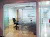 Adesivo de porta de vidro