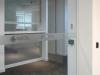 Faixa de segurança para porta de vidro