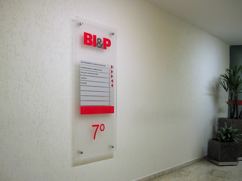 Placas Indicativas Para Empresas Oficina De Sinaliza 231 227 O